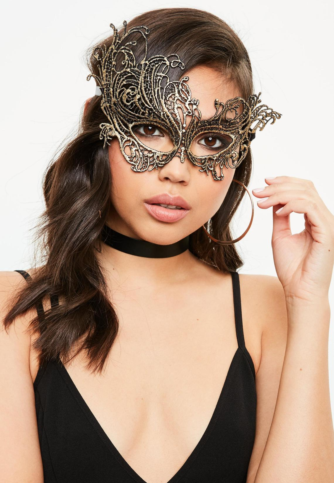 gold-lace-mask