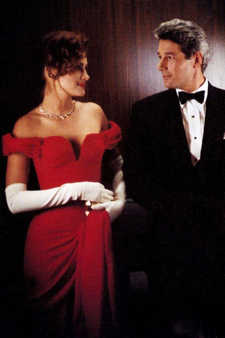 8ddeaf0008b759d5751e006e2eb95c14--movie-couples-red-dress